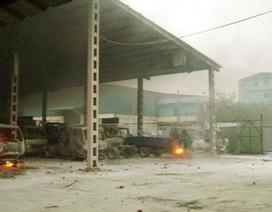 Đập phá tại công ty Vinaxuki vì bất đồng thu hồi đất