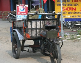 67 tuyến đường TPHCM cấm xe 3, 4 bánh tự chế