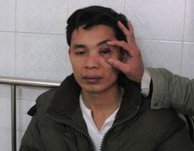 Một thầy giáo vô cớ bị hành hung đến nhập viện
