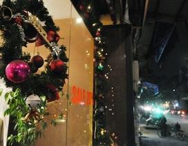 Giáng sinh về trên những ô cửa