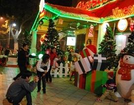 Thời tiết trong đêm Giáng sinh sẽ ấm áp hơn