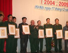 Dân trí đoạt giải A báo chí về đề tài Lực lượng vũ trang