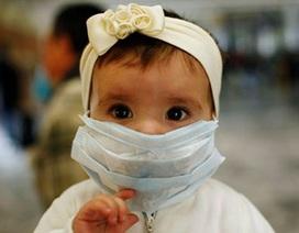 Bị cúm khi đang cho con bú