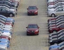 Dự báo thị trường ô tô thế giới năm 2010