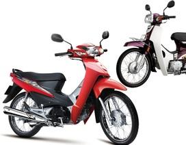 Honda Việt Nam ra mắt hai phiên bản xe máy mới