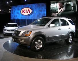 Giá mới của xe Kia và Hyundai tại Việt Nam