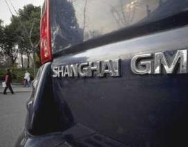 GM thắng đậm ở Trung Quốc
