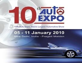 Triển lãm Delhi - Điểm hẹn mới của ngành ô tô