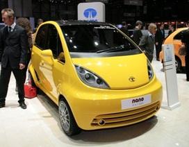 Tata Nano sẽ đến Mỹ