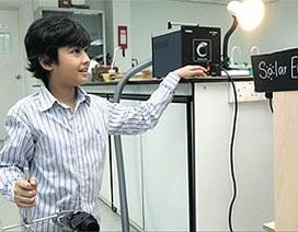 Thần đồng 10 tuổi Singapore học ĐH ở Malaysia