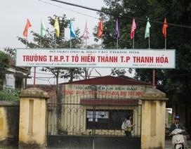 Chuyển đổi 24 trường THPT bán công sang công lập