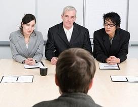 """Thử độ """"nhậy"""" của ứng viên trước cuộc phỏng vấn"""