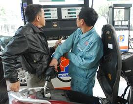 Không tăng giá xăng dầu từ nay đến Tết Nguyên đán