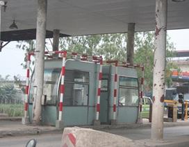 Khôi phục trạm thu phí phụ Bắc Thăng Long - Nội Bài
