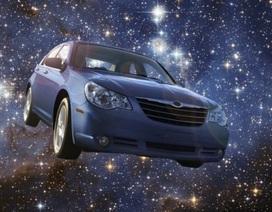 Chrysler hợp tác phát triển công nghệ với NASA