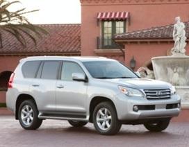 Toyota tạm dừng bán xe Lexus GX 460
