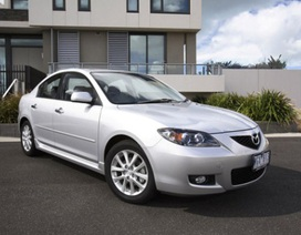 Thu hồi xe Mazda3 ở châu Á