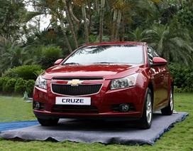 Chevrolet Cruze chính thức có mặt tại Việt Nam