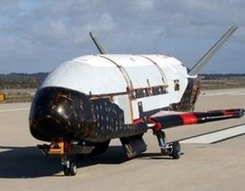 Mỹ phóng máy bay không gian bí mật