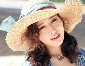 Ngôi sao trẻ Park Shin Hye đã muốn được yêu