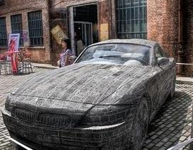 BMW Z4 làm bằng gạch và vữa