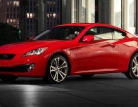 Hyundai Genesis Coupe có thêm phiên bản mới