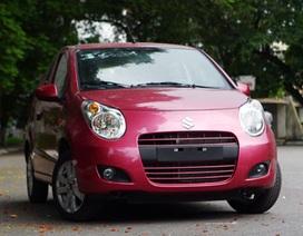 Suzuki Alto - Thêm một lựa chọn xe cỡ nhỏ