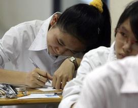 Nhiều trường đại học dự kiến điểm chuẩn giảm