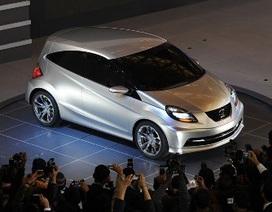 Honda sẽ có một mẫu xe cỡ nhỏ mới