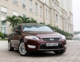 Thêm Ford và Mitsubishi giảm giá, tăng khuyến mại