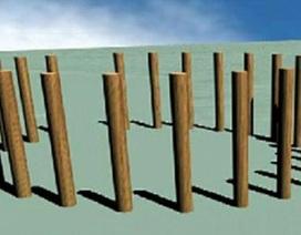 Phát hiện bản sao bằng gỗ của vòng đá Stonehenge