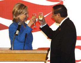 Ngoại trưởng Mỹ ca ngợi 15 năm cải thiện quan hệ với Việt Nam