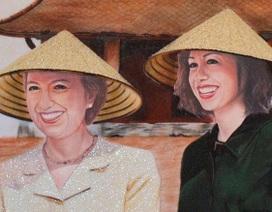 """""""Cơn sốt"""" đám cưới Chelsea Clinton lan tới Việt Nam"""