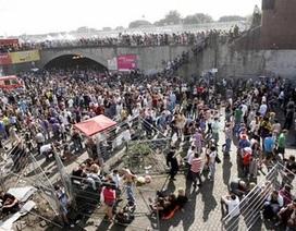 Đức: Giẫm đạp trong lễ hội âm nhạc, 18 người thiệt mạng