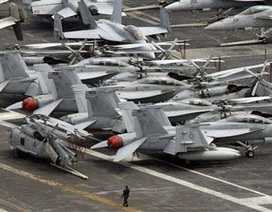 Mỹ, Hàn Quốc bắt đầu cuộc tập trận hải quân lớn