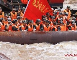 Trung Quốc: Hồ chứa đập Tam Hiệp lên cao, đe dọa gây lụt lớn