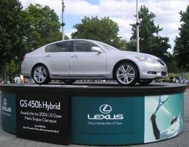 Lexus có nguy cơ mất ngôi vương tại Mỹ