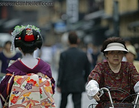 Tuổi thọ của phụ nữ Nhật Bản cao kỷ lục