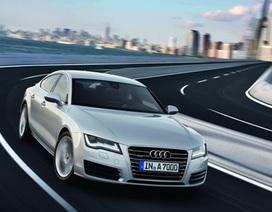 A7 Sportback - Tân binh của Audi