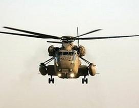 Trực thăng quân sự Israel rơi giữa cuộc diễn tập