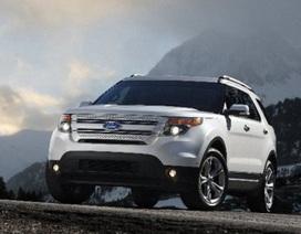 Ford giới thiệu Explorer 2011