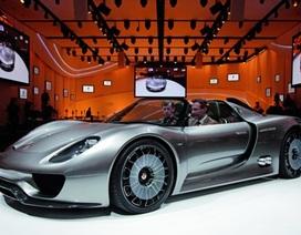 Porsche đồng ý sản xuất xe 918 Spyder