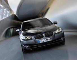BMW thu hồi dòng 5-Series