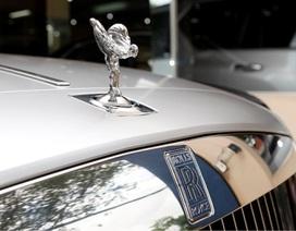 Cận cảnh Rolls-Royce Ghost tại Việt Nam