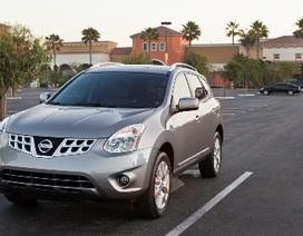 Thay đổi nhỏ trên Nissan Rogue 2011