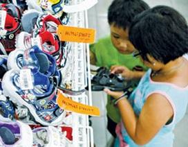 Hàng Việt sản xuất tại... Trung Quốc