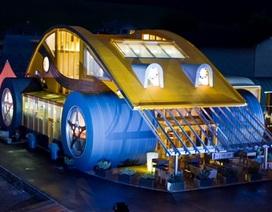 Nhà hình dáng xe Beetle