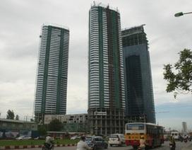 Cất nóc khu căn hộ tòa nhà cao nhất Việt Nam