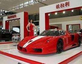 Fiat có thể sản xuất xe Ferrari tại Trung Quốc