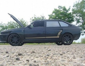 Độ Lada thành Ford Mustang